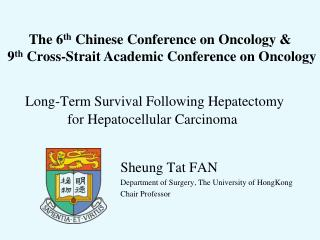 Long-Term Survival Following Hepatectomy for Hepatocellular Carcinoma