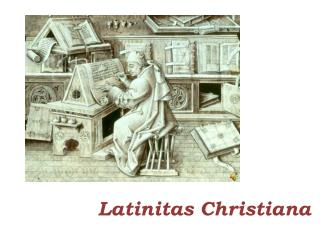 Latinitas Christiana