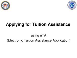 Applying for Tuition Assistance