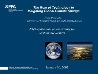 The Role of Technology in Mitigating Global Climate Change