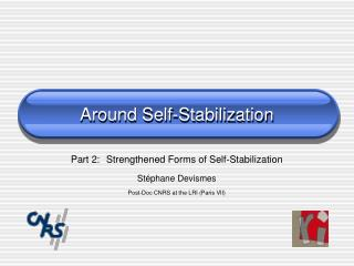 Around Self-Stabilization