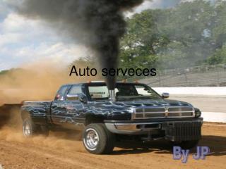 Auto serveces