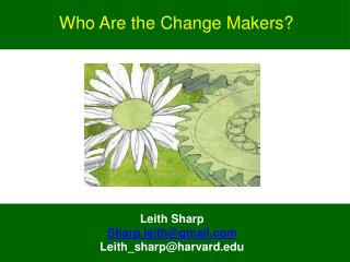 Leith Sharp Sharp.leith@gmail Leith_sharp@harvard