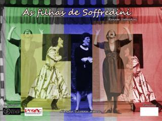Apresentação Comédia musical biográfica (vida e obra de Carlos Alberto Soffredini)