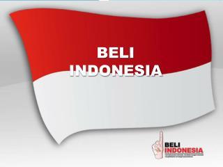 BELI INDONESIA