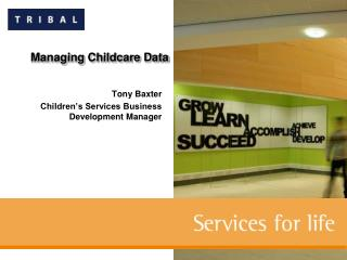 Managing Childcare Data
