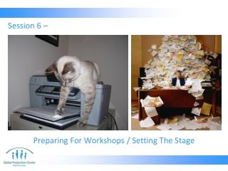 Trainer Preparation Points
