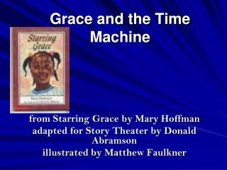 Grace and the Time Machine