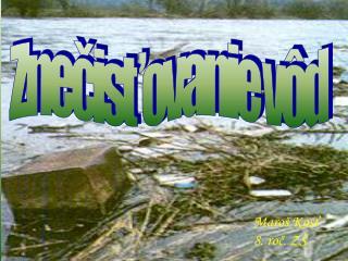 Znečisťovanie vôd