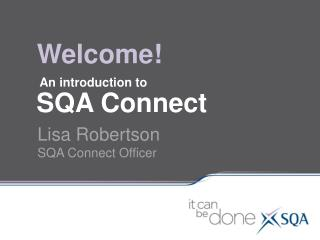 SQA Connect