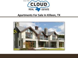 Apartments For Sale In Killeen, TX