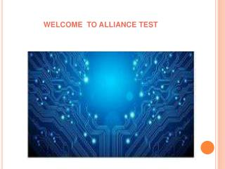 Buy Electronics Device from alliancetesteq.com