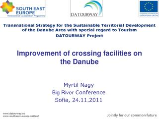 Improvement of crossing facilities on the Danube