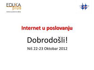Internet u poslovanju