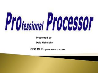 Proprocessor.com - Cooking & Meat Processing