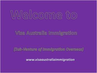 Get Effective Visa Solutions for Australia Immigration