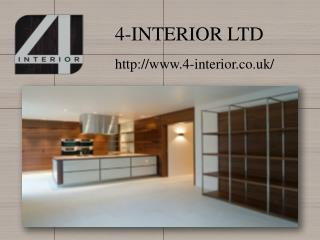 4-Interior - Carpentry & Joinery Company in London