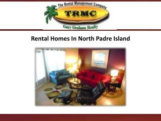 Rental Homes In North Padre Island