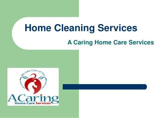 Home Cleaning Services in Clarksville