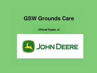 Best range of John Deere machinery