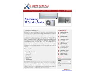 AC Repair and Services in South Delhi