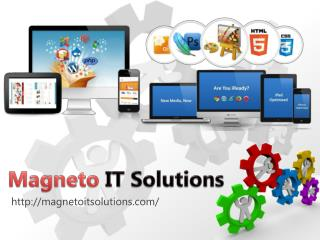 Magneto IT Solutions – Your Business IT Consultant