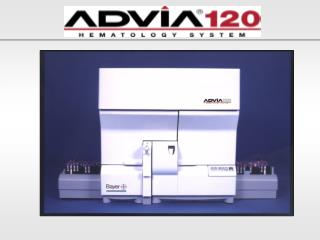 ADVIA   120  TECHNOLOGY
