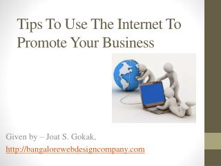 Tips to use the Internet to promote your business