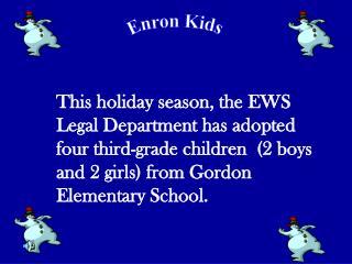Enron Kids