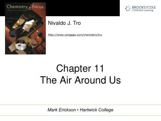 Chapter 11 The Air Around Us