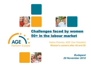Challenges faced by women 50+ in the labour market