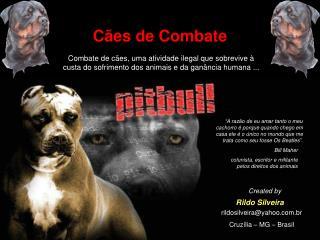 Cães de Combate