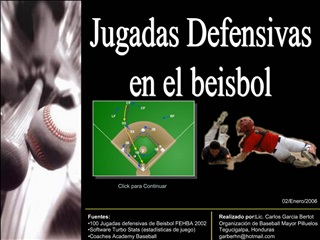 Lic. Carlos Garcia, 2006
