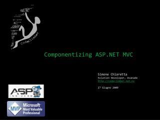 Componentizing ASP.NET MVC