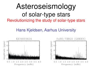 Asteroseismology of solar-type stars Revolutionizing the study of solar-type stars