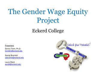 The Gender Wage Equity Project