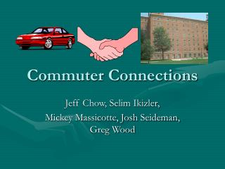 Commuter Connections