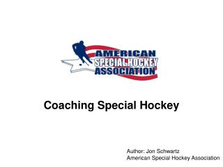 Coaching Special Hockey