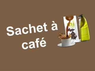 Sachet a Cafe