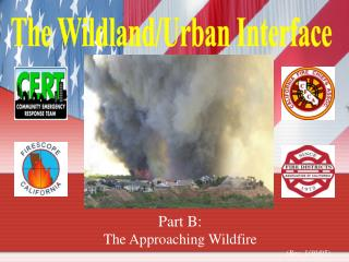 The Wildland/Urban Interface