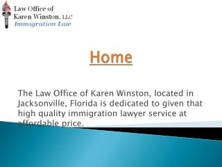 Best Immigration law Firm in Jacksonville
