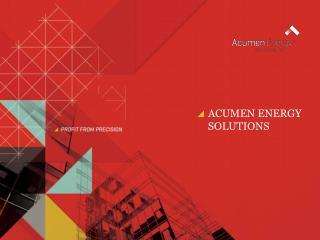 Acumen Energy Solutions