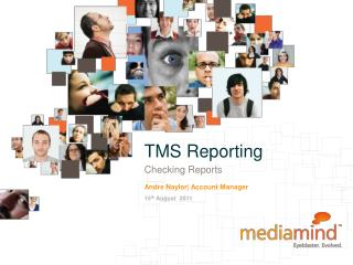 TMS Reporting