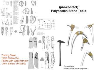 (pre-contact) Polynesian Stone Tools