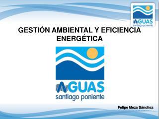 GESTIÓN AMBIENTAL Y EFICIENCIA ENERGÉTICA