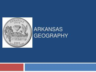 Arkansas Geography