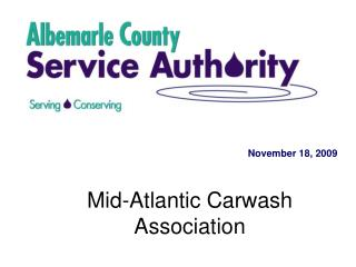 Mid-Atlantic Carwash Association