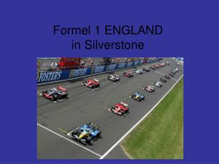 Formel 1 ENGLAND in Silverstone