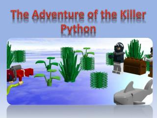 The Adventure of the Killer Python