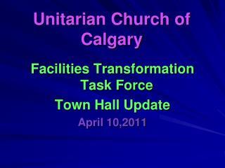 Unitarian Church of Calgary